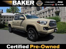 100 Toyota Tacoma Used Trucks 2017 TRD Sport For Sale 35995