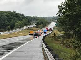 Route 1 Closed After Truck Jackknifes In West Bath - Portland Press ... Breaking Truck Jackknifes On I65 Along Government Blvd Overpass M5 Closed As Jackknifed Lorry Blocks All Lanes Birmingham Live Trucker Rudi 121815 Semi Truck In The Rocky Mountains Sthbound I75 North Toledo The Blade Hazmat Responds To Ctortrailer Franklin Jack Knifed Tractor Trailer Closes Highway 11 South Btodayca Breaking News Lane After N4 Lowvelder Semi Carrying 42k Pounds Of Powdered Milk Dan Ryan Accidents What Happens If They Jackknife Peter Davis Law Logging Fatal 97 Crash Maple Ridge News