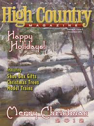 Christmas Tree Farm Packages In Boone Nc by December Hc Magazine By High Country Press Issuu