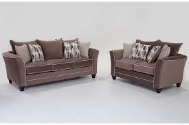Bobs Miranda Living Room Set by Piper Sofa U0026 Loveseat Bob U0027s Discount Furniture