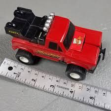 100 Ertl Trucks Vtg POWRTRONS ERTL Red Truck ZOOMER Depop