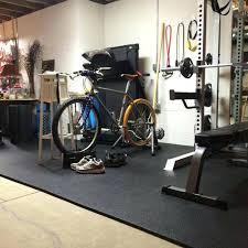 Exercise Room Flooring Best Home Gym Flooring Rubber Floor Mat