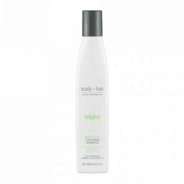 Nak Scalp to Hair Revitalise Thickening Shampoo - 250ml