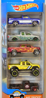 HOT WHEELS 5 Car Pack Hot Trucks 2016 Silverado Nissan Titan 2009 ... Amazoncom Hot Wheels 2016 Hw Trucks Dodge Ram 1500 Blue Mega Hauler Truck Carry Case Toy Stunning Jeep Wrangler 2018 Hw 17 1 By Murcielagogirl93 On Deviantart 2017 Ford F150 Raptor And Greenlight 2015 Vs Custom 56 Ford Truck Hot Wheels 108365 Custom 5 Flickr Pickup Bing Images Popular Cars For The Best Prices In Malaysia 1978 Lil Red Express 15 Land Rover Defender Double Cab Pale Green Rad Newsletter Chevvy Assorted Big W
