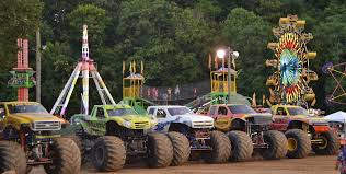 100 Biggest Monster Truck Full Throttle S