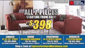 American Freight 7 Piece Living Room Set by 7 Piece Packages Youtube