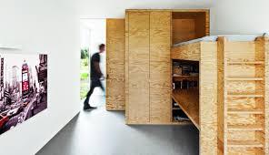 Muebles Multifuncionales De Madera Una Solución Para Microambientes