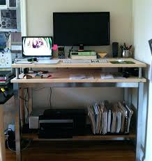 Showy Step 2 Desk Ideas by Showy Stand Up Desk Ikea Ideas Standing Fredrik For Sale U2013 Trumpdis Co