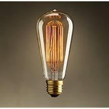 homestia color e26 a19 60w 110v vintage antique edison style