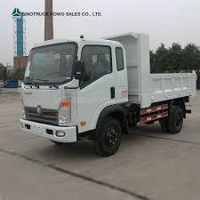 100 4x2 Truck Sinotruk 5t Light Cargo Light With Japan Engine