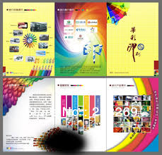 Promotion Flyers Printing Advertising Leaflets Colorful Paper