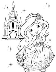 Colouring In Pages On Coloring Barbie