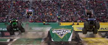 100 Monster Truck Oakland Jam CA Tickets RingCentral Coliseum Feb