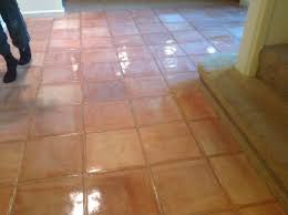 custom stained terra cotta pavers california tile restoration