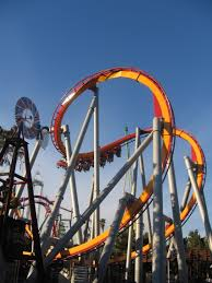 Knotts Berry Farm Halloween Hours by Silver Bullet Roller Coaster Wikipedia