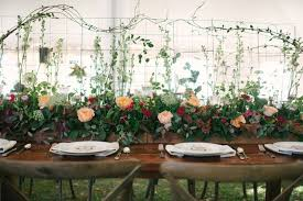 Rustic Elegant Wedding Ideas Via TheELD