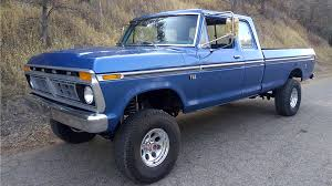 1977 Ford F150 4x4 SuperCab For Sale Near Chino, California 91710 ...