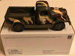 100 1946 Dodge Truck Parts Amazoncom Die Cast Toy Camo Military Power