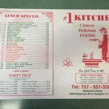 Number 1 Kitchen Restaurants Reviews Hampton VA 2030