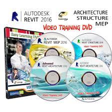 Revit 2016 Tutorial Video Training DVDs