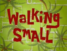 Spongebob That Sinking Feeling Full Episode by Walking Small
