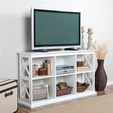 The Hampton TV Console White Family Room For A Busy