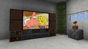 Minecraft Pocket Edition Bathroom Ideas by How To Make A Tv In Minecraft Pocket Edition Pc Xbox Ps4 3