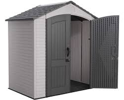 Plastic Sheds Resin Storage Shed Kits
