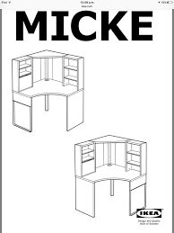 Micke Corner Desk Ikea Uk by Ikea Micke Corner Desk Uk 100 Images 100 Ikea Galant Corner
