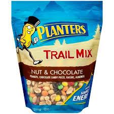 Planters Mixed Nuts UPC & Barcode