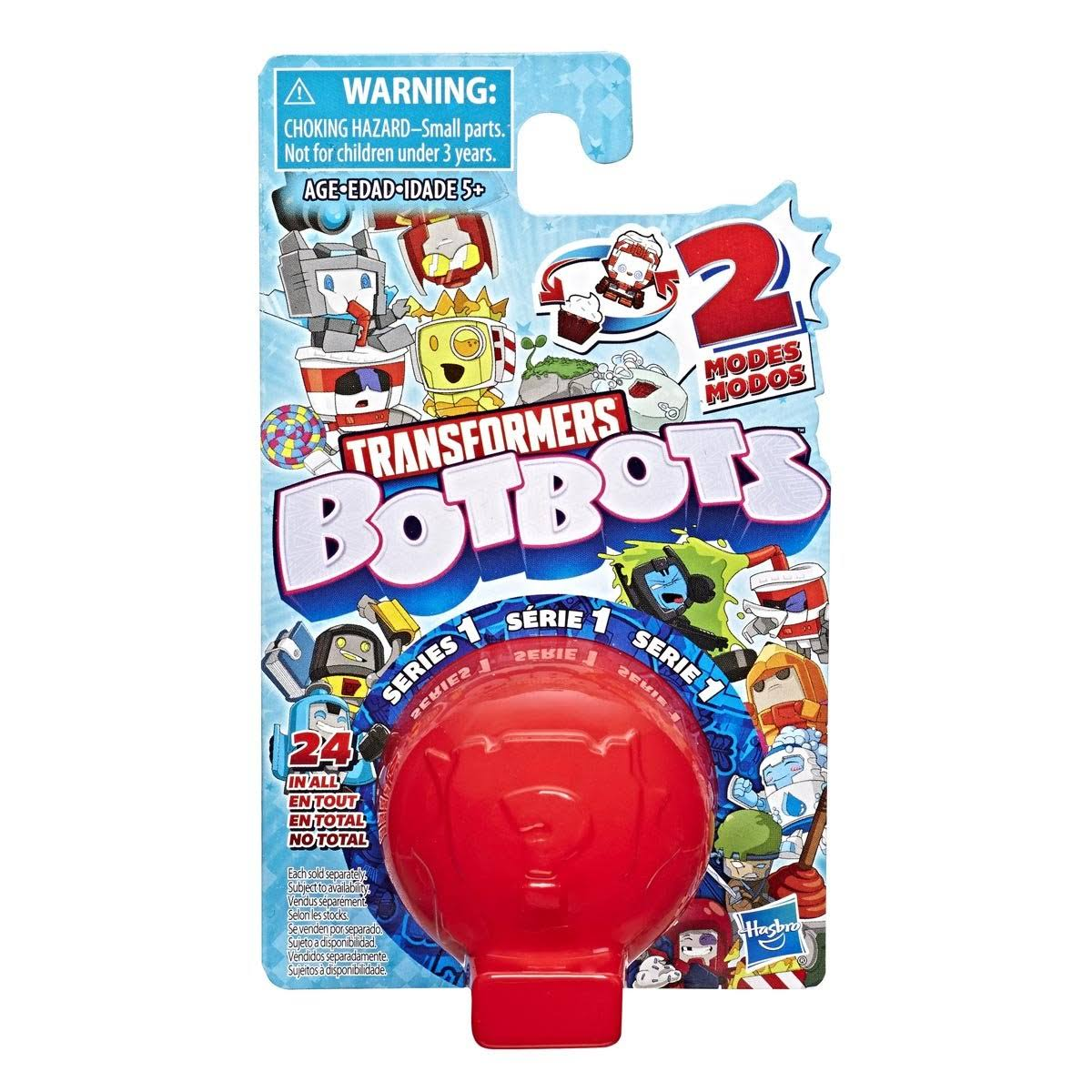 Transformers Botbots Toy