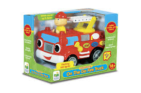100 Kid Trax Fire Truck Parts Fingerhut The Learning Journey On The Go