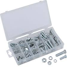 Titan Garages And Sheds by Titan Uss Nut And Bolt Assortment 240 Piece Tit45333 The Home