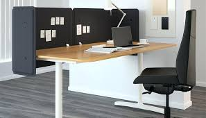 Ikea Computer Desk Hack by Office Desk Office Desk Ikea An Hack Worth Repeating Galant