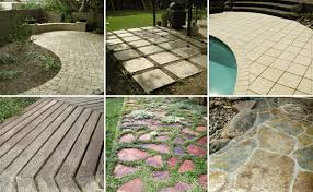 Flooring Materials For Outdoor Are Extensive And Can Range In Price From 1 A Square Foot To 20 Up Concrete Pavers Have Become