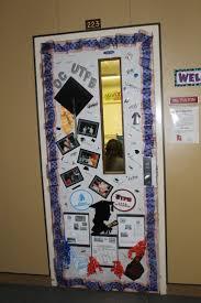 Classroom Christmas Door Decorating Contest Ideas by 17 Best College Door Decoration Ideas Images On Pinterest