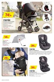 siege auto intermarché page 12 petit guide bébé du mardi 17 au dimanche 29 mai 2016