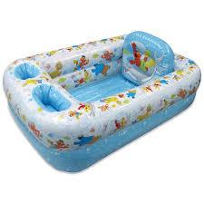 ginsey inflatable bathtub disney princess walmart com