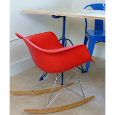 100 Eames Style Rocking Chair Charles S By Smithers Of Stamford Outdoor