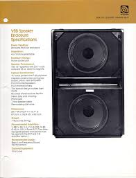 Ampeg V4 Cabinet For Bass by Who U0027s Ran An Ampeg V4b Into A V6b Cabinet I U0027ve Got Oem Speaker