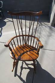 Nichols And Stone Windsor Rocking Chair by Black Friday Nichols And Stone Windsor Rocking Armchair Model