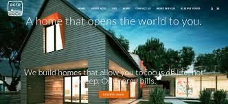 100 Zeroenergy Design Zillionize Invests In Acre S Zero Energy Smarthomes Builder