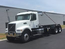 100 Rolloff Truck For Sale NEW 2019 VOLVO VHD64F300 ROLLOFF TRUCK FOR SALE 7742