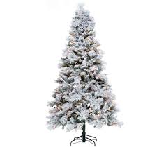 Qvc Christmas Tree Storage Bag by Hallmark 6 5 U0027 Snowdrift Spruce Tree With Quick Set Technology
