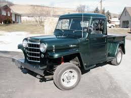 TopWorldAuto >> Photos Of Willys Pickup - Photo Galleries