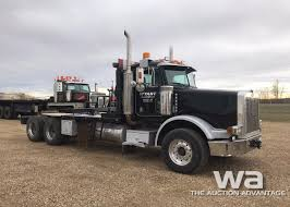 100 Truck Auctions In Texas 1999 PETERBILT 378 TA TEXAS BED WINCH TRUCK