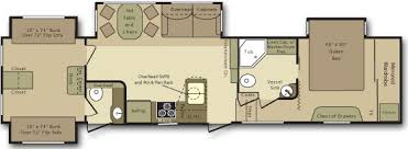 Fifth Wheel Bunkhouse Floor Plans by Find Your Perfect Fifth Wheel Fifth Wheel 5th Wheel Fifth