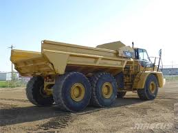 Caterpillar -740-ejector - Articulated Dump Truck (ADT), Price ...