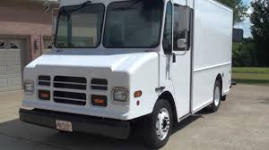 HD VIDEO FEDEX HOME DELIVERY TRUCK WORK HORSE G42 BOX FOR SALE SEE ...