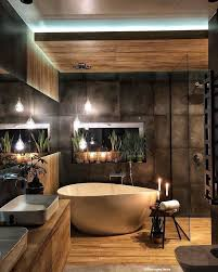 a spa at home the bathroom is an intimate and